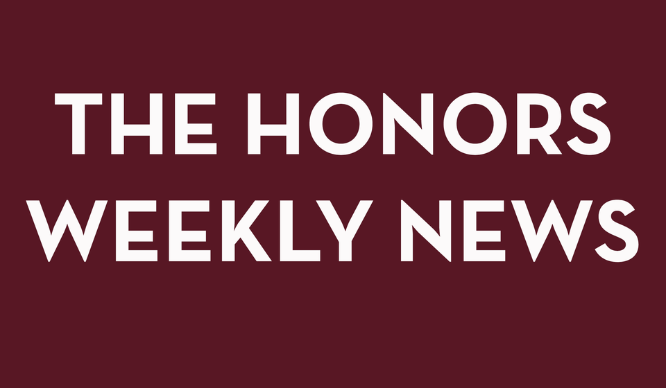 The UHP Weekly News